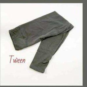 LulaRoe Solid Tween Leggings